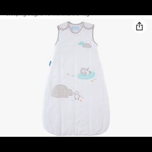Gro Company GroBag 3.5 Tog 0-6 Month Penguin Cold